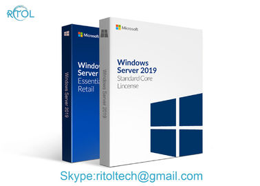 Aktywacja online Microsoft Standard Server, produkty Microsoft Windows Server STD OEM Box English Version
