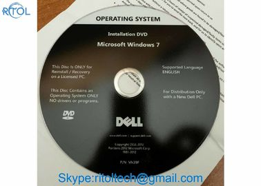 Dell Microsoft Windows 7 Professional 64 Bit Instalacja Sp1 Win 7 Pro And Driver Dvd