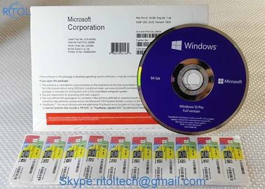 Oprogramowanie Aktywuj Windows 10 Pro OEM 64 Bit Microsoft Windows 10 Pro Product Key