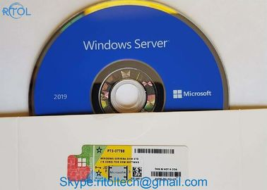 Wersja polska Microsoft Windows Server Editions, Windows 2019 Server Versions STD OEM Box Online Aktywacja