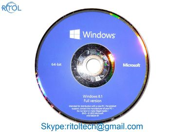 Klucz produktu Microsoft Windows 8.1 Pro Oem, 64-bitowy Windows Upgrade Download